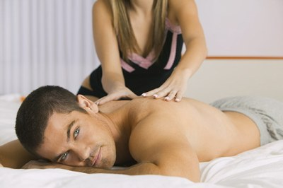 Senual erotic massage